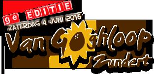 Van Goghloop Zundert | zaterdag 4 juni 2016