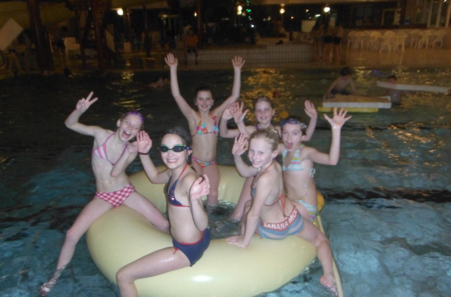 Zwem daagse als ledenwervende activiteit nieuws zwem daagse